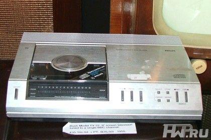 Первый CD-проигрыватель