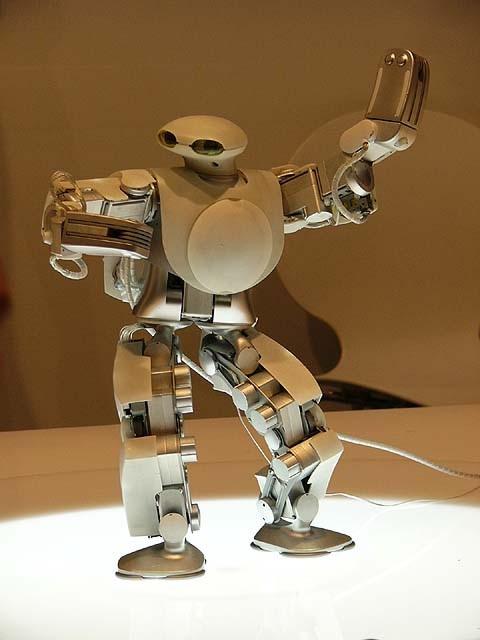WIND Robot System - система беспроводного управления роботом