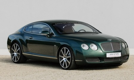 Тюнинг Bentley от Motoren Technik Mayer