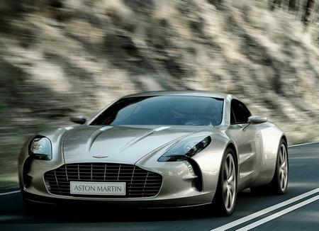 Эксклюзивный Aston Martin One 77