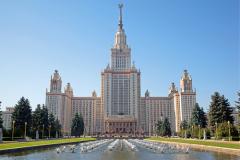 А что вы знаете про главное здание МГУ?